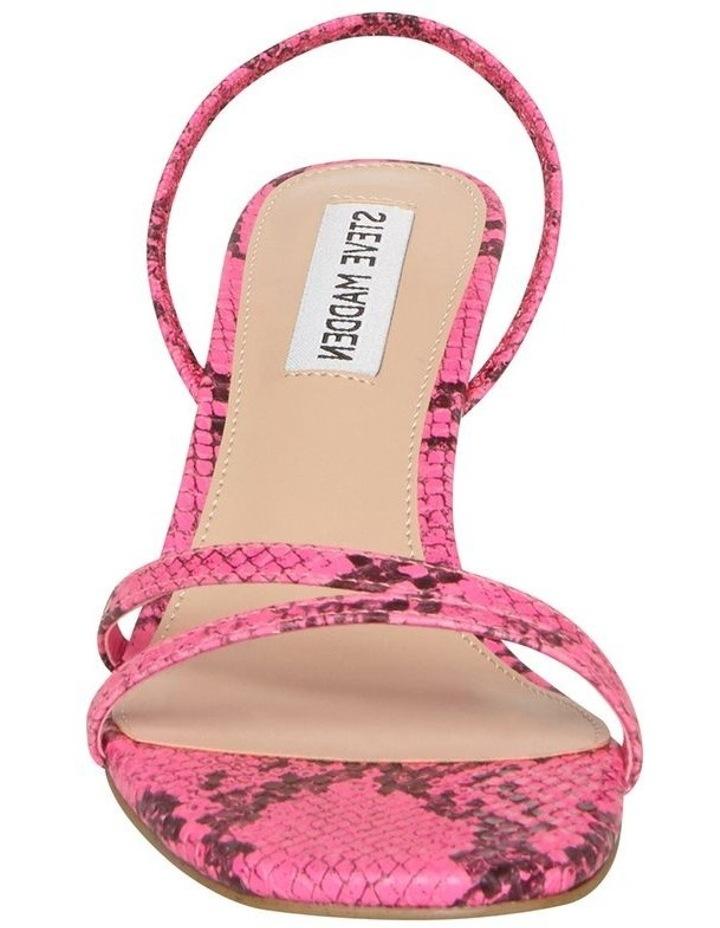 Loft Pink Snake Sandal image 3