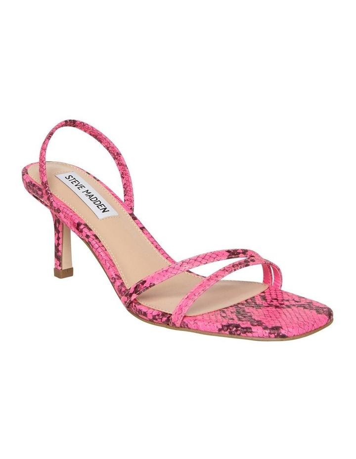Loft Pink Snake Sandal image 5