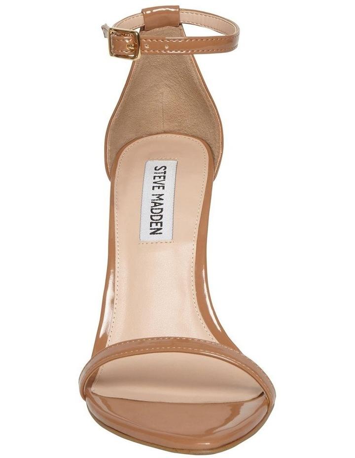 Abby Camel Patent Sandal image 2