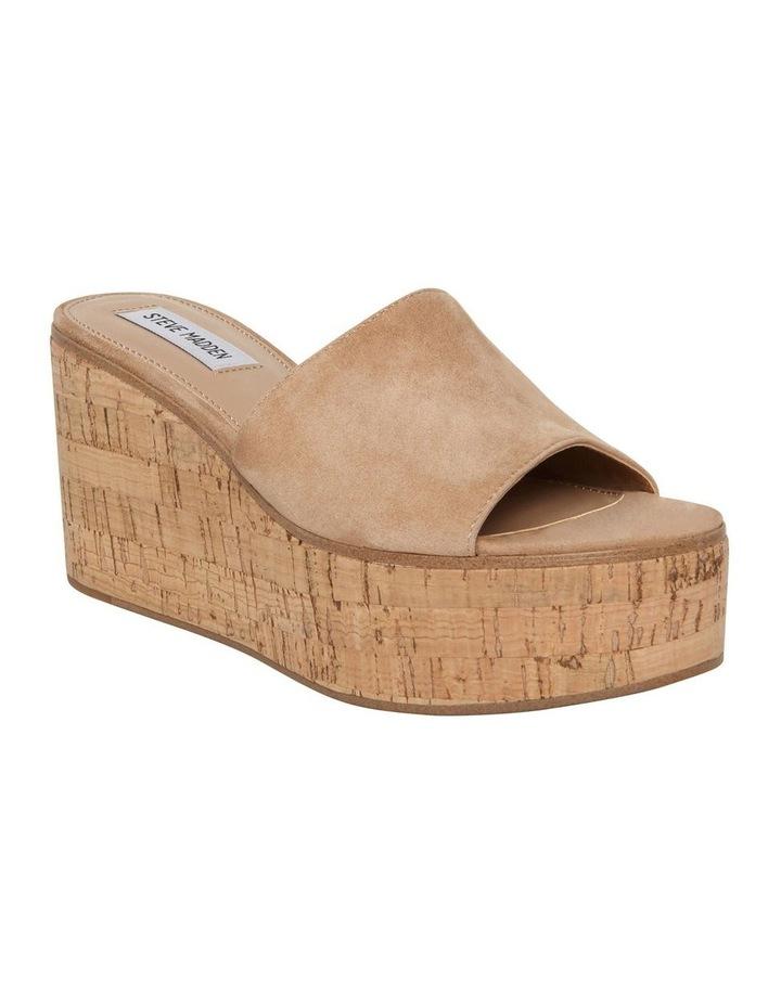 Desiree Camel Suede Sandal image 4