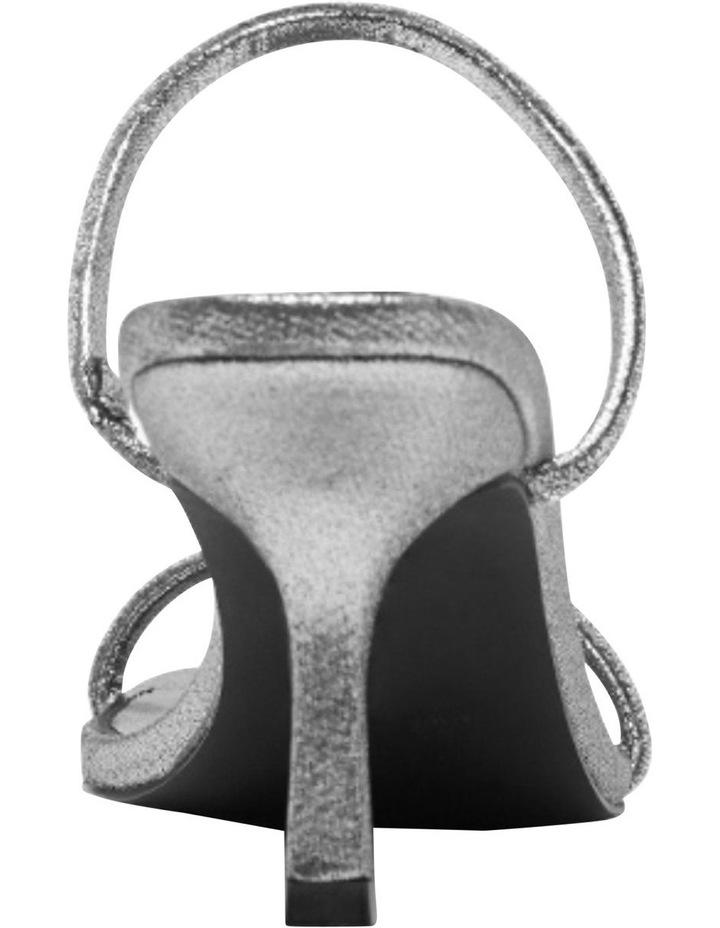 Nyra-C Silver Sandal image 4