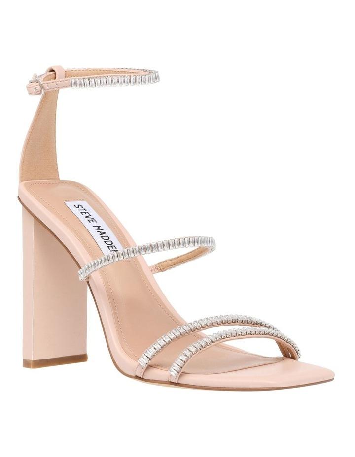 Arlet Blush Heeled Sandal image 3