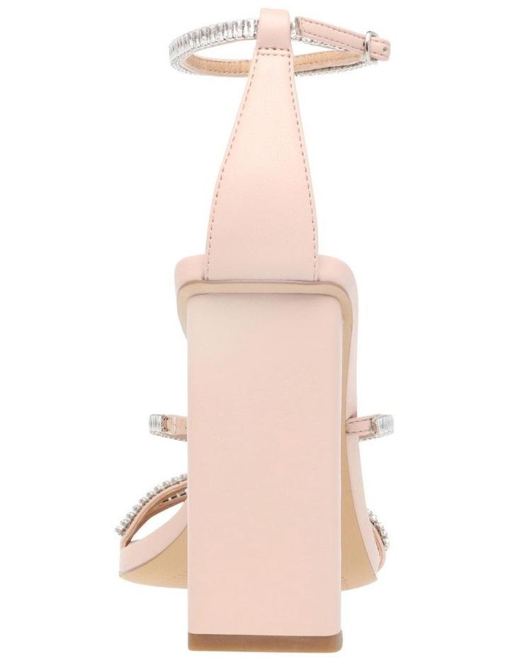 Arlet Blush Heeled Sandal image 5