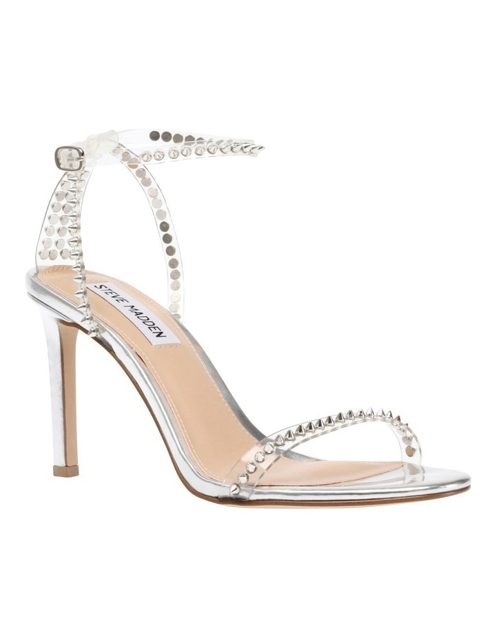 Janet-S Clear Heeled Sandal image 3