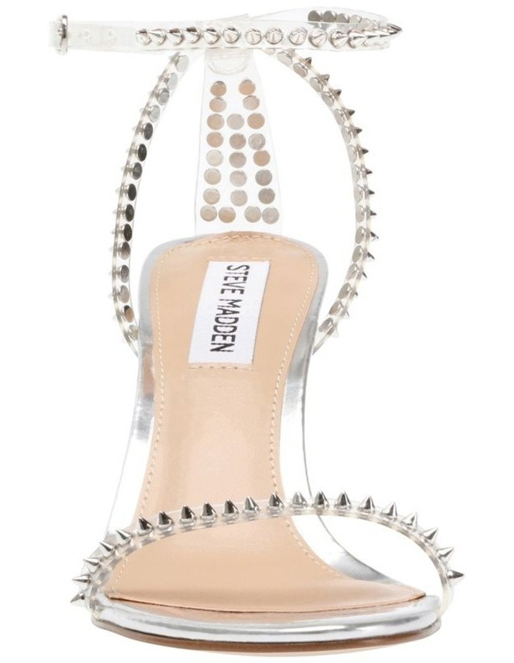 Janet-S Clear Heeled Sandal image 4