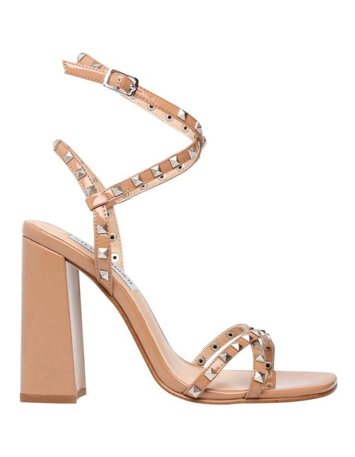 Stazie Camel Patent Sandal image 1