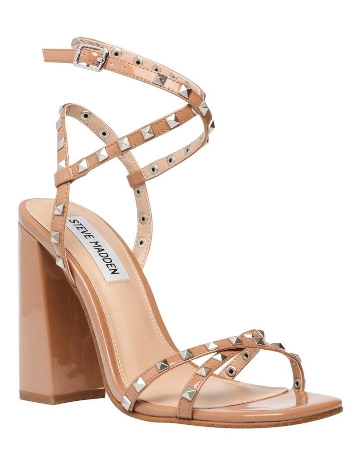 Stazie Camel Patent Sandal image 2