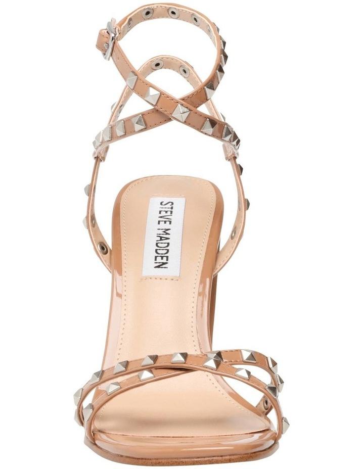 Stazie Camel Patent Sandal image 3