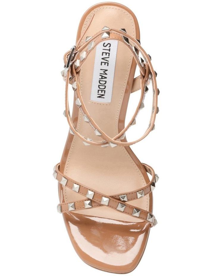 Stazie Camel Patent Sandal image 4