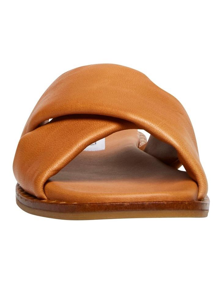Dedicated Cognac Sandal image 3