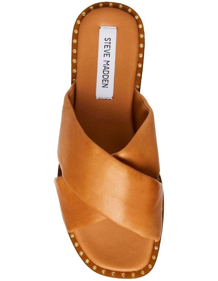 Dedicated Cognac Sandal image 5