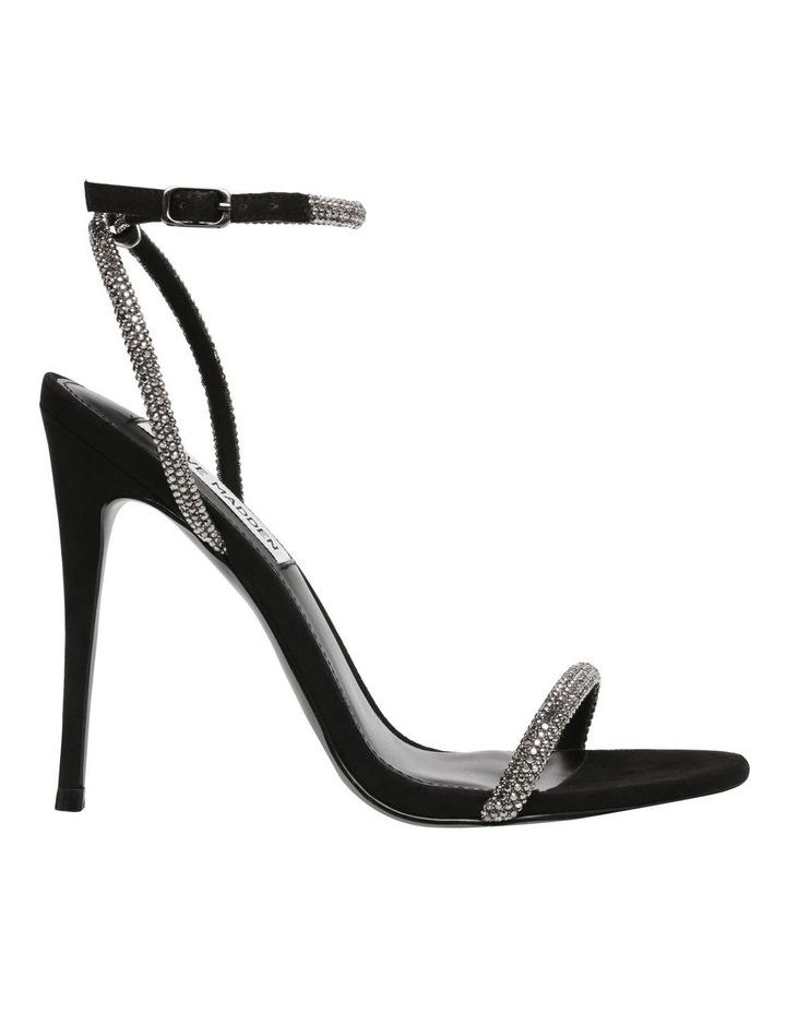 Breslin Black Sandal image 1