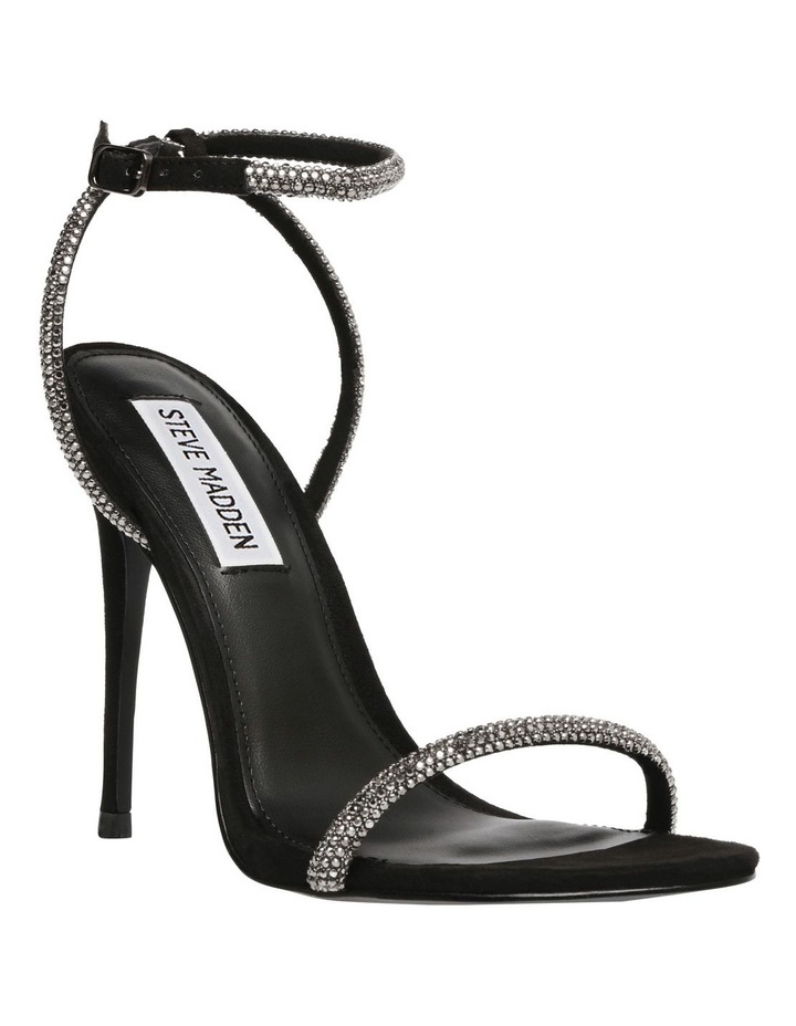 Breslin Black Sandal image 2