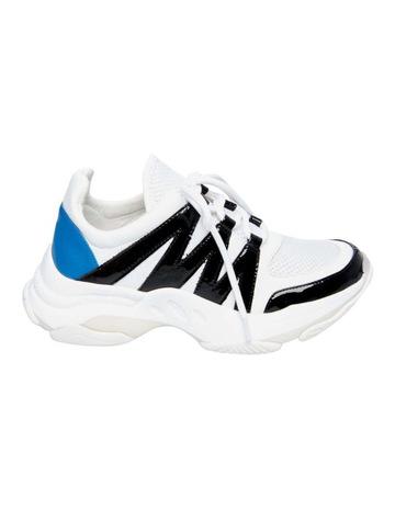 daad60b0a26b Steve MaddenMaximus White Multi Sneaker. Steve Madden Maximus White Multi  Sneaker
