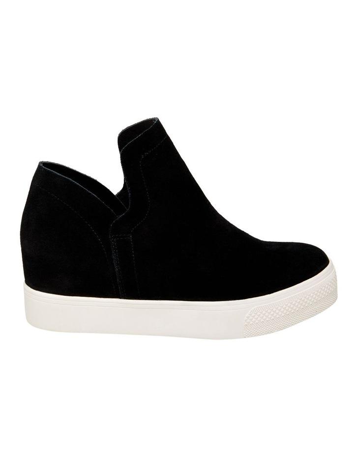 Wrangle Black Suede Sneaker image 1