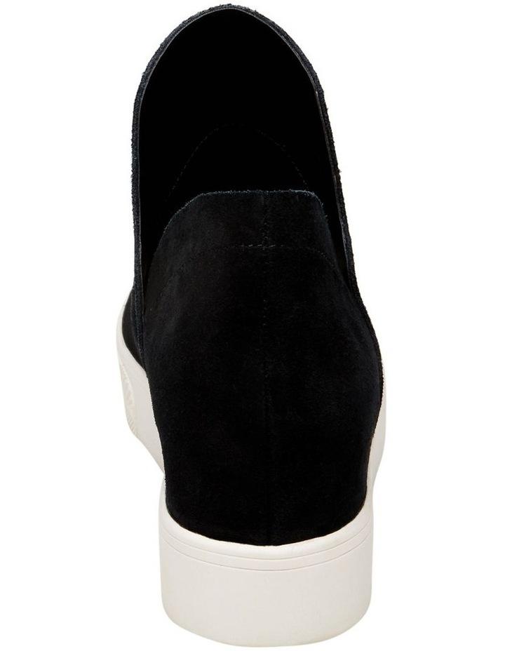 Wrangle Black Suede Sneaker image 4