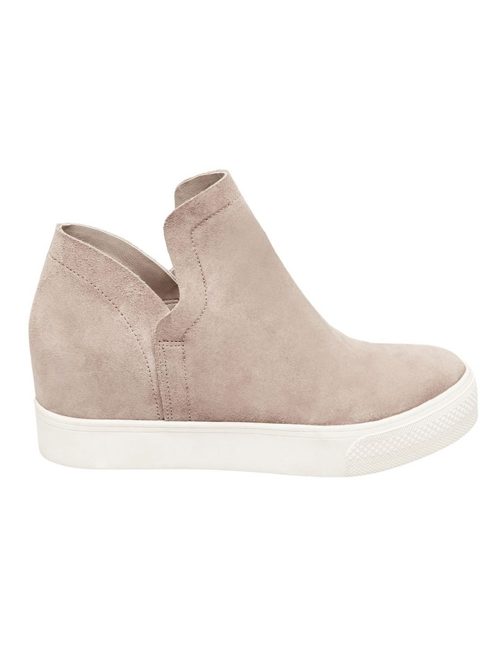 Wrangle Taupe Suede Sneaker image 1
