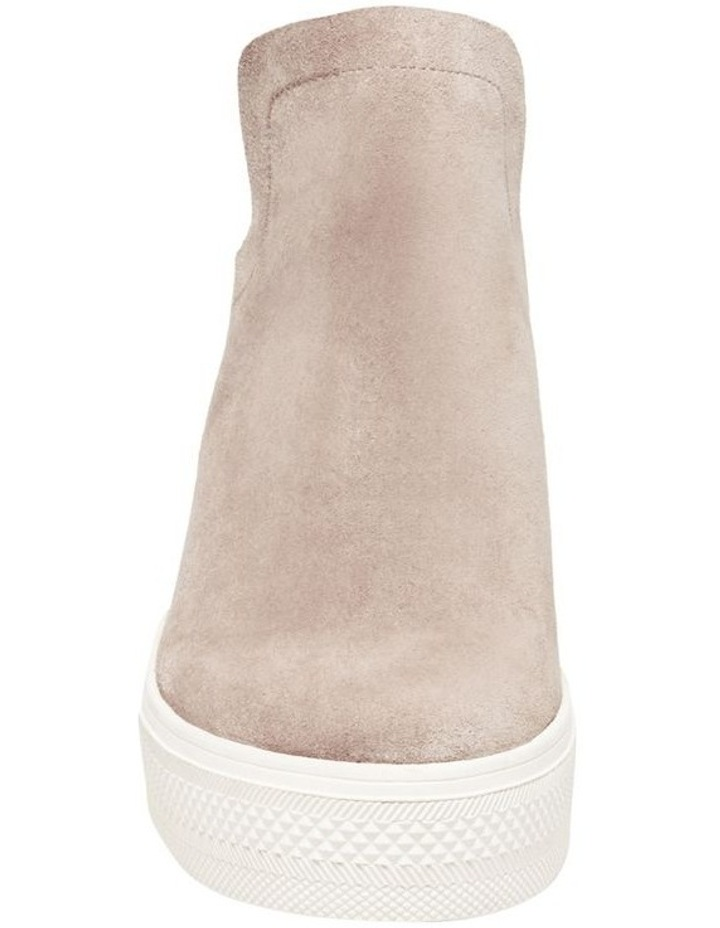 Wrangle Taupe Suede Sneaker image 2