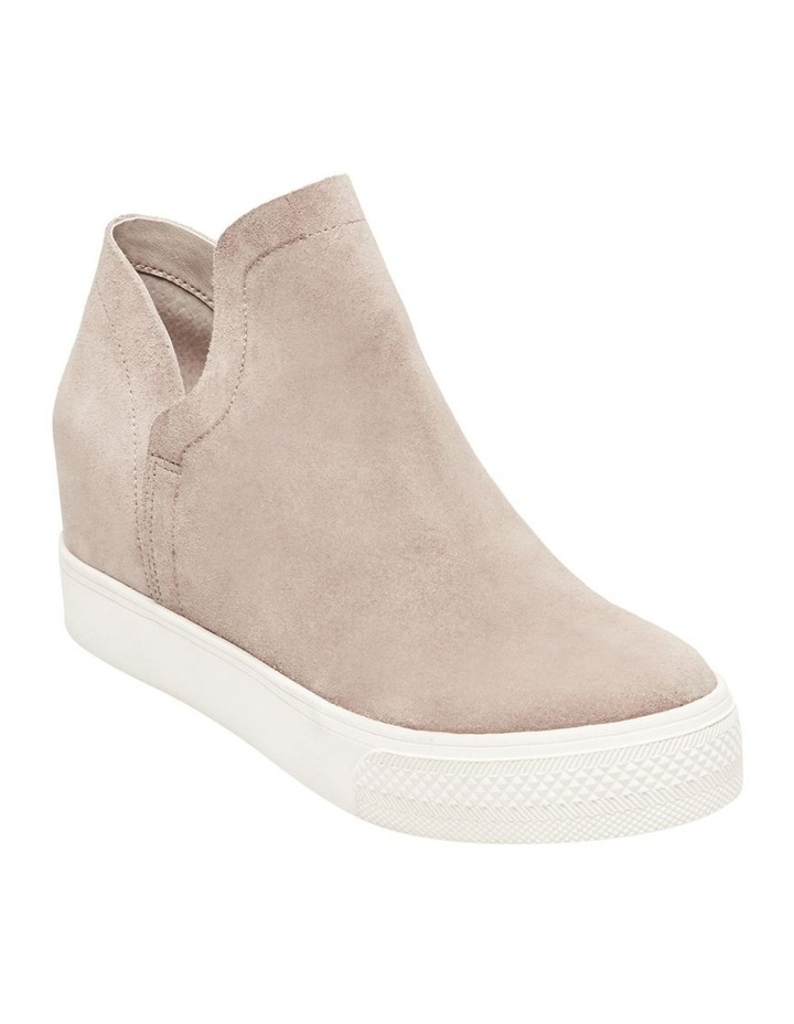Wrangle Taupe Suede Sneaker image 4