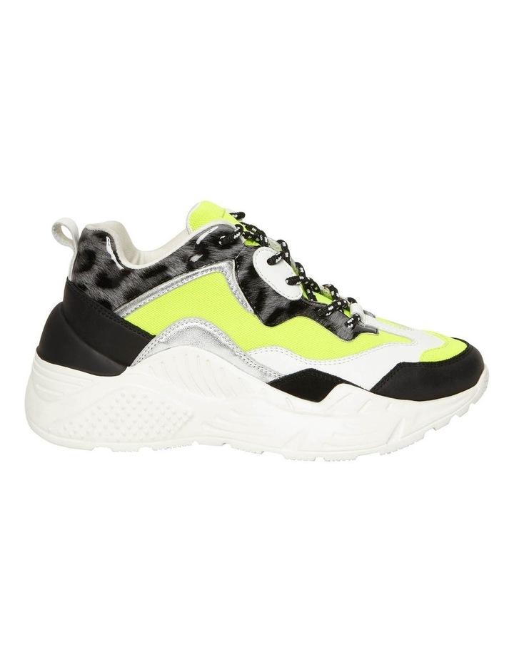 Antonia Neon Yellow Sneaker image 1