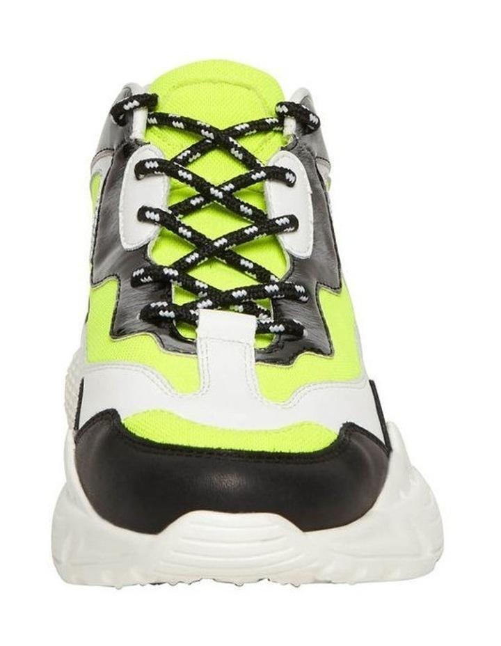 Antonia Neon Yellow Sneaker image 2