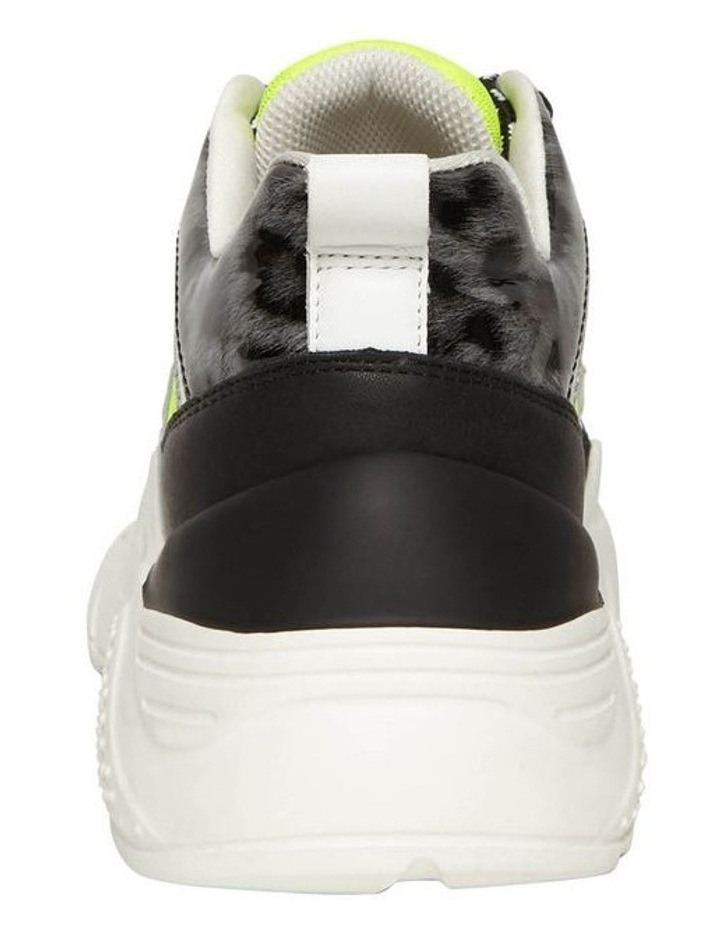 Antonia Neon Yellow Sneaker image 4