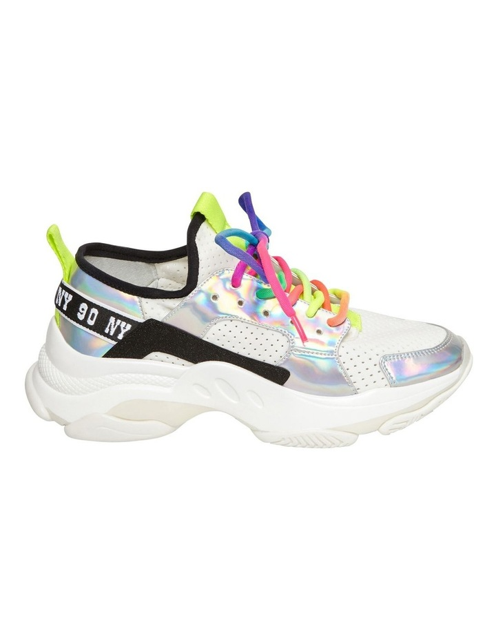 Ajax White Multi Sneaker image 1