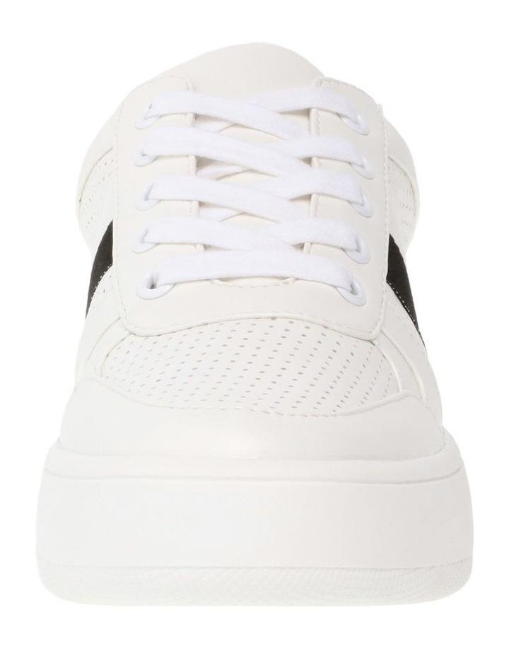 Braden White Multi Sneaker image 2