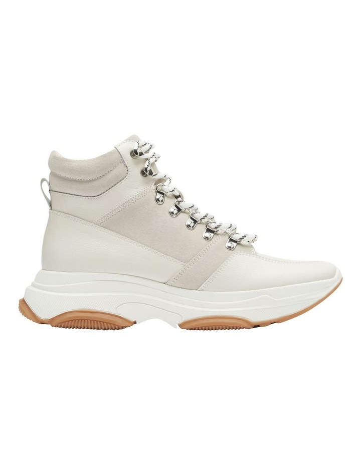 Glorey White Leather image 2