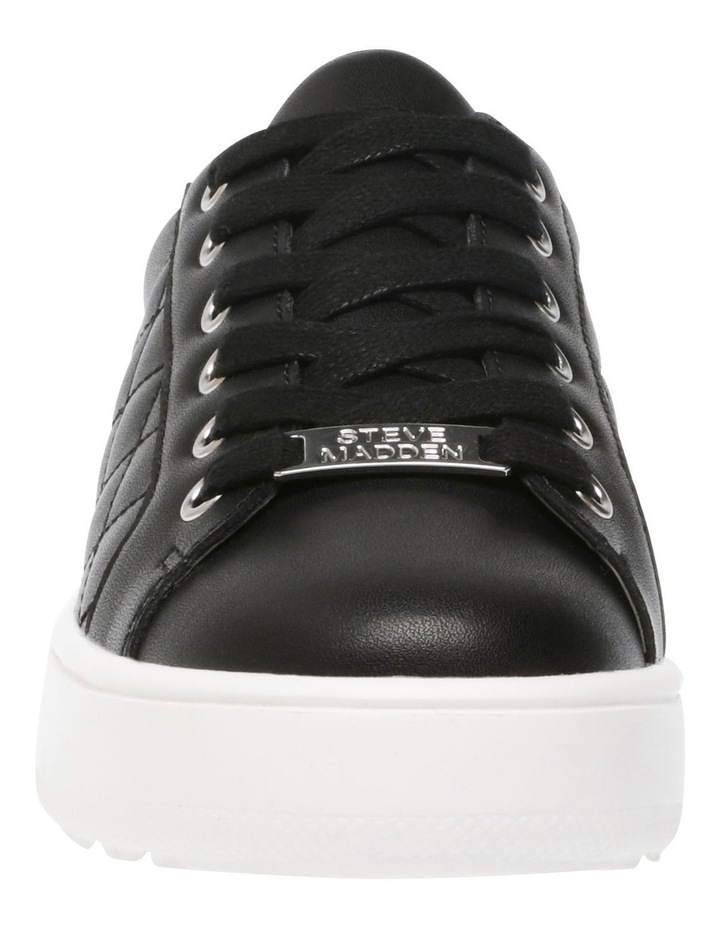 Border Black Sneaker image 3