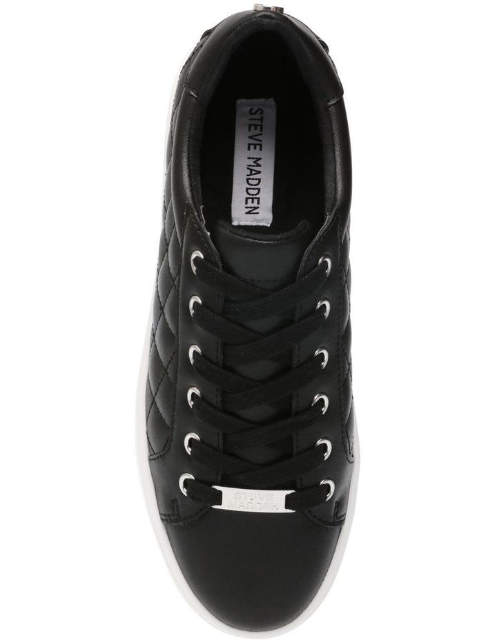 Border Black Sneaker image 4