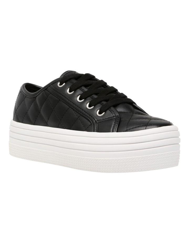 Bobbi-Q Black Sneaker image 2