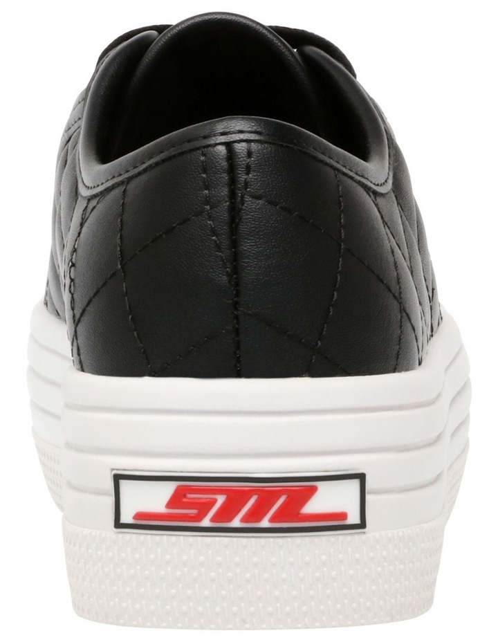 Bobbi-Q Black Sneaker image 4