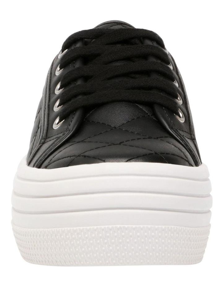 Bobbi-Q Black Sneaker image 5