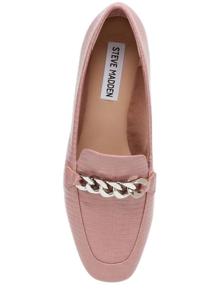 Kayson Pink Lizard Loafer image 2