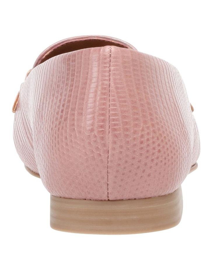 Kayson Pink Lizard Loafer image 6