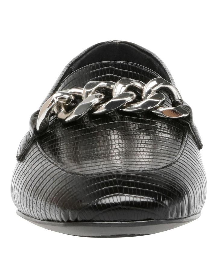 Kayson Black Lizard Loafer image 3