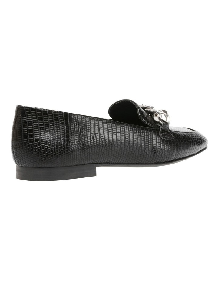 Kayson Black Lizard Loafer image 5