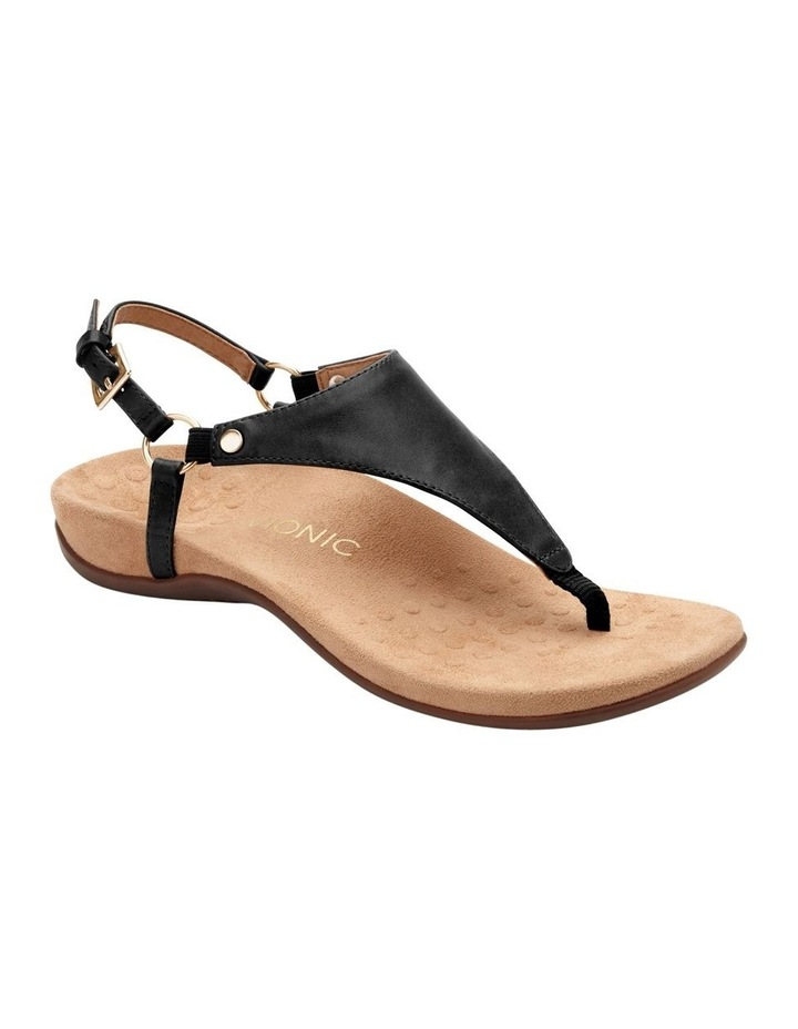 Kirra Black Sandal image 1