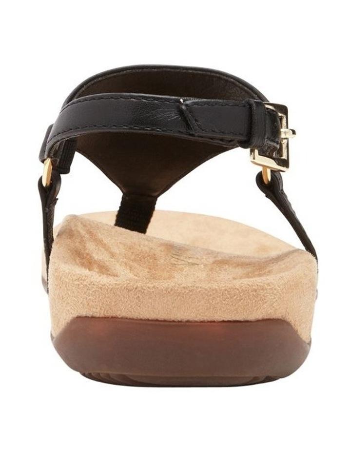Kirra Black Sandal image 4
