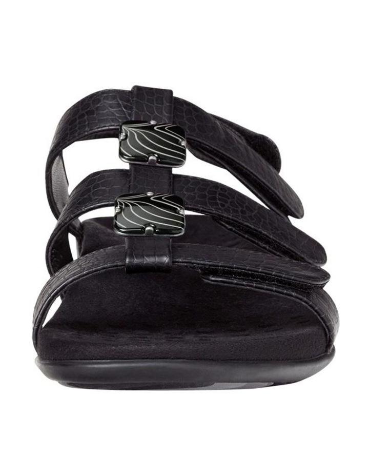 Amber Black Sandal image 3