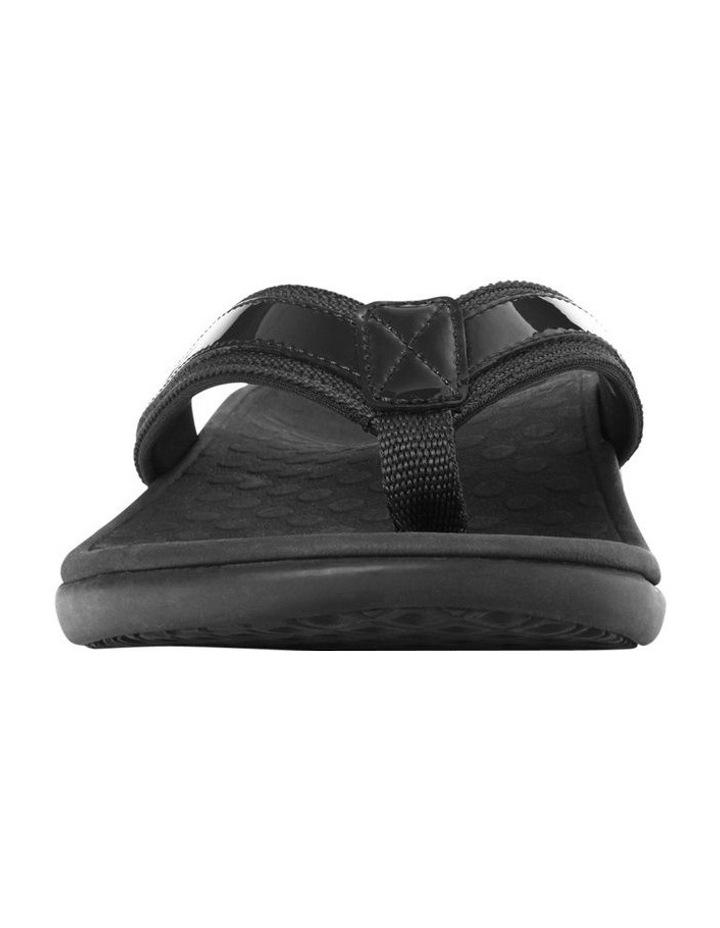 Islander Black Sandal image 3