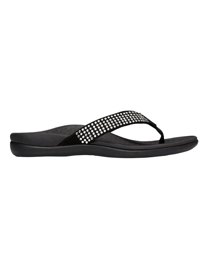 Islander Rhinestone Black Sandal image 2