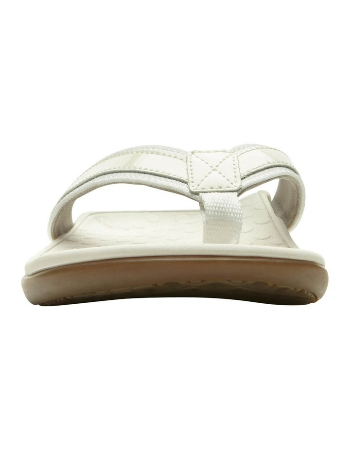 Islander White Sandal image 4