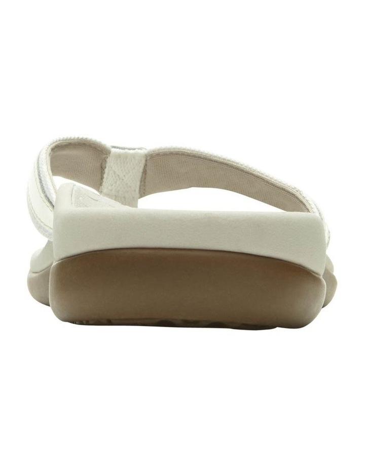 Islander White Sandal image 5