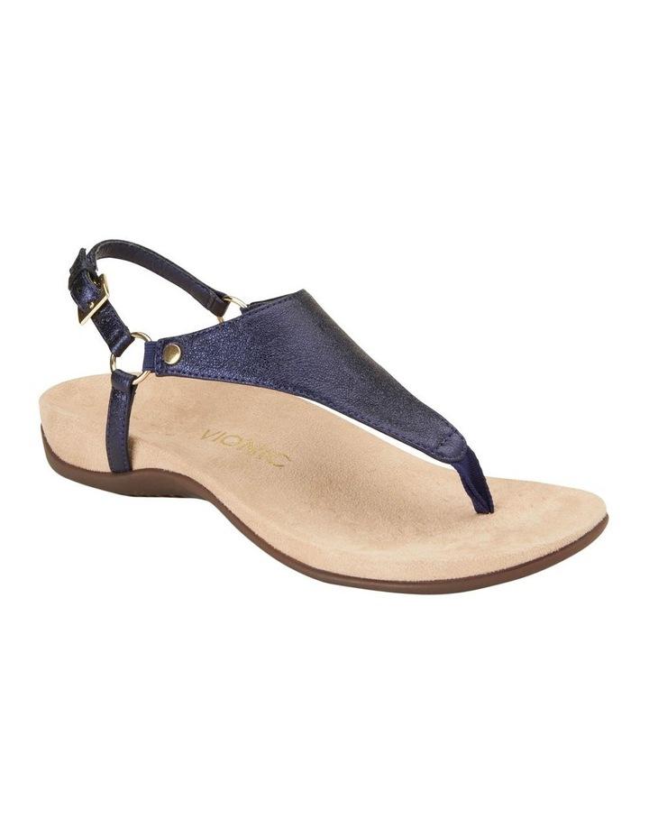 Kirra Navy Metallic Sandal image 1