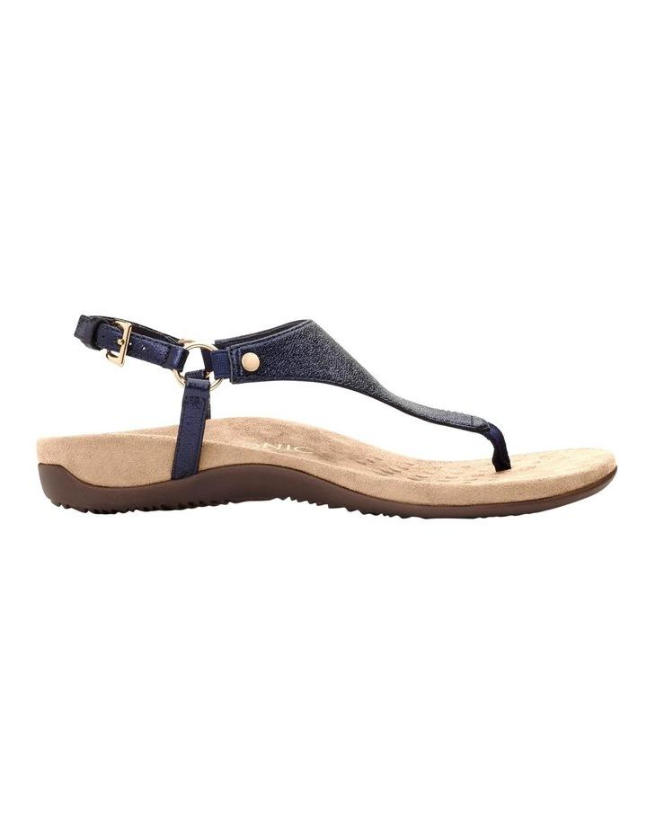 Kirra Navy Metallic Sandal image 2