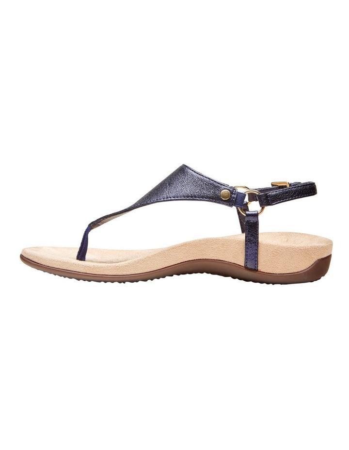 Kirra Navy Metallic Sandal image 3
