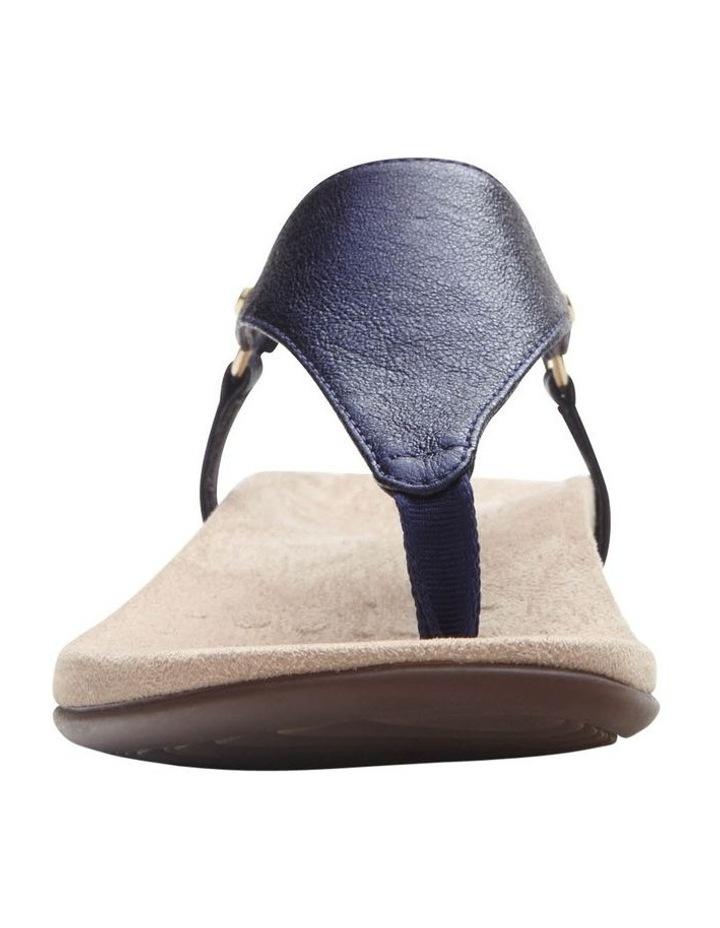 Kirra Navy Metallic Sandal image 4