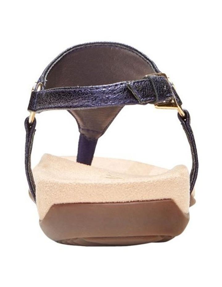 Kirra Navy Metallic Sandal image 5